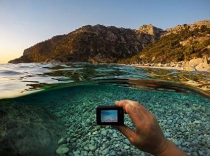 Gopro videocamera sportiva resistente e impermeabile