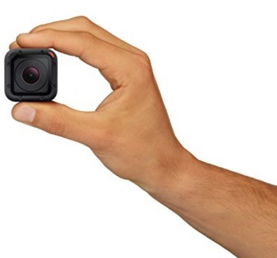 Gopro hero session videocamera piccola