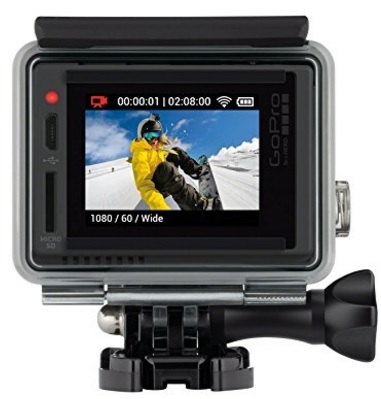Gopro hero lcd bluetooth e wi fi