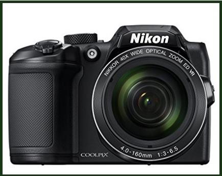 Nikon compatte professionali
