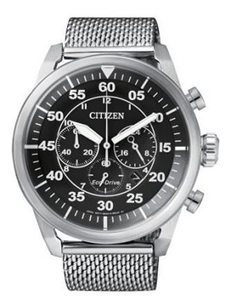 Orologio citizen cronografo eco drive da uomo