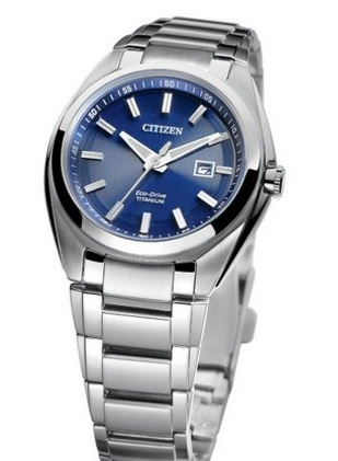 Orologio citizen ecodrive e supertitanio da donna