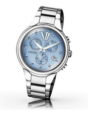 Orologio cronografo citizen da donna elegante