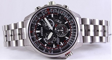 Orologio citizen eco-drive supertitanio radiocontrollato