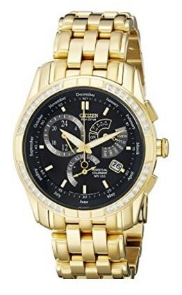 Orologio citizen oro cronografo