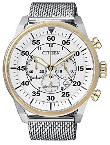Citizen aviator crono movimento eco drive