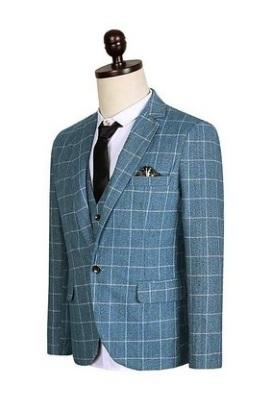 Abbigliamento Completo Classico A Quadretti Da Uomo