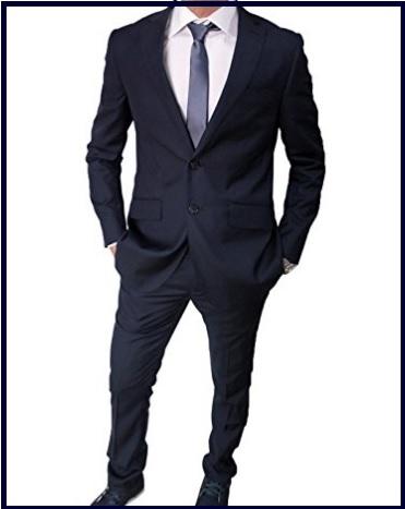 Vestiti eleganti slim fit uomo giovanili
