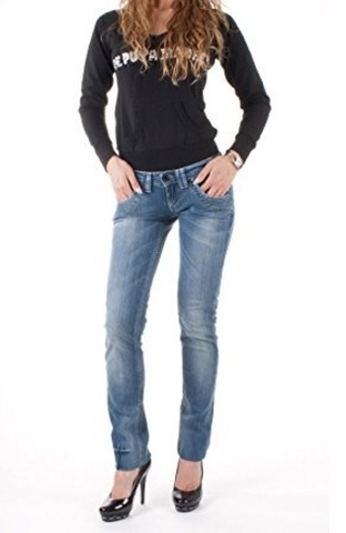 Jeans Clink Donna Chiari Regular