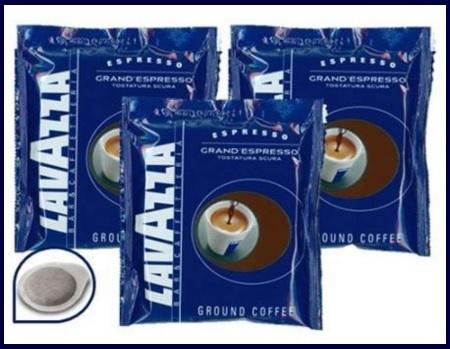 200 cialde espresso tostatura scura lavazza