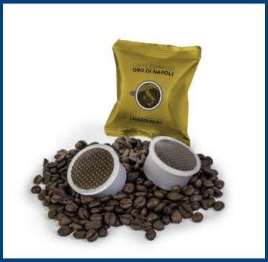 100 capsule lavazza espresso
