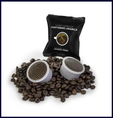 50 capsule ginseng nespresso compatibile