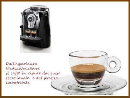 Offerta cialde caffè più accessori