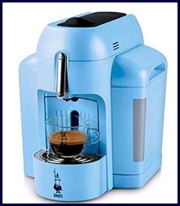 Macchina del caffè design e funzionale