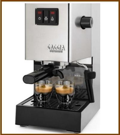 Macchina per caffè doppio