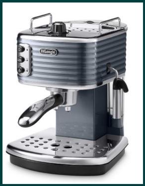 Macchina per caffè de longhi tecnologica