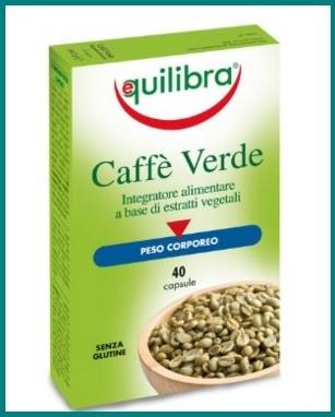 Caffè verde 40 capsule vegetali