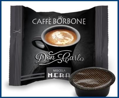 Capsule borbone caffè miscela nera compatibili lavazza