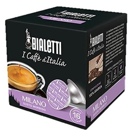 Capsule mokespresso bialetti caffè d'italia