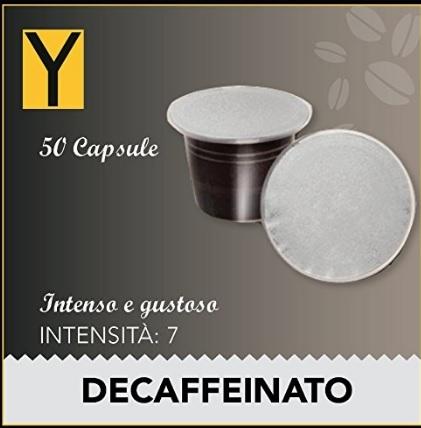 Capsule nespresso compatibili decaffeinato