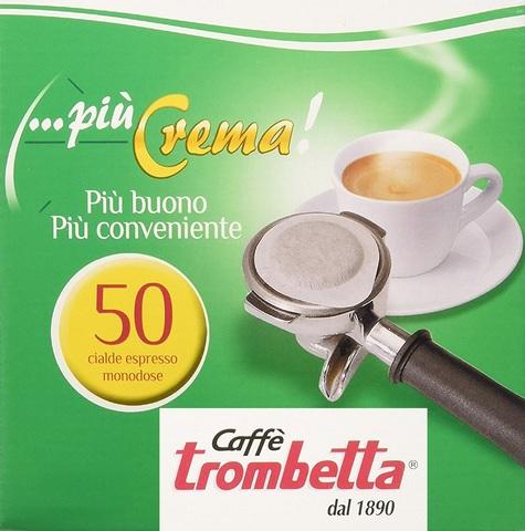 Confezione Da 50 Caffè Trombetta Cialde