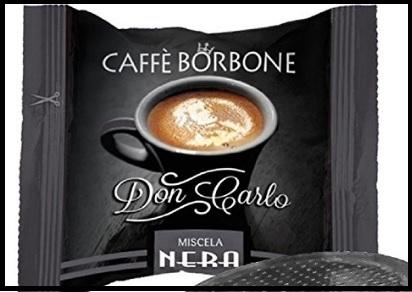 Caffè Borbone A Modo Mio Capsule Don Carlo