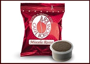 Caffè Borbone Capsule Miscela Rossa