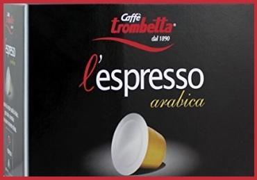 Caffè trombetta espresso arabica