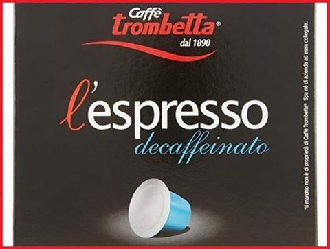 Caffè trombetta decaffeinato capsule