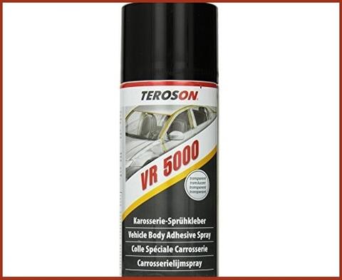 Colla Spray Per Tessuti