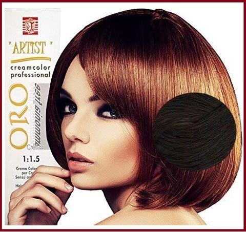 Colore capelli senza ammoniaca castano