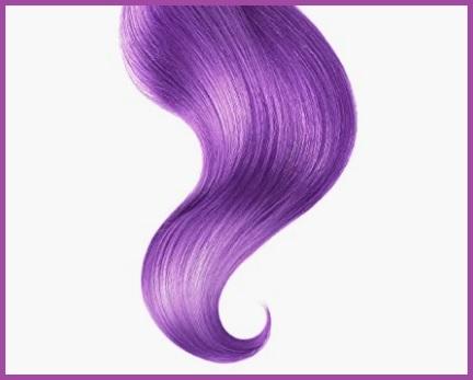 Colore capelli viola professionale