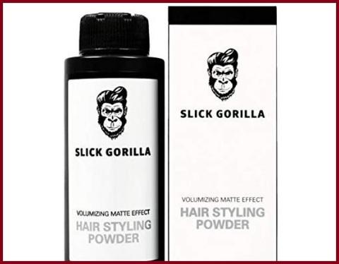 Colori capelli polvere gorilla
