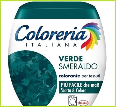 Coloreria Italiana Verde Smeraldo