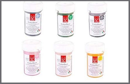 Colori Alimentari In Polvere Liposolubile