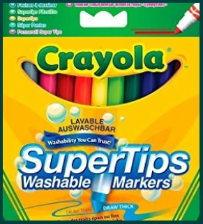 Colori Scuola Media Crayola