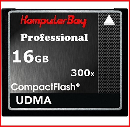 Compact flash 16gb komputerbay