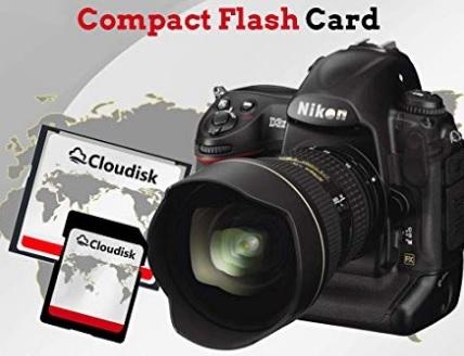 Compact flash 2gb fotocamere digitali