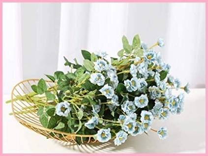 Composizioni floreali finte