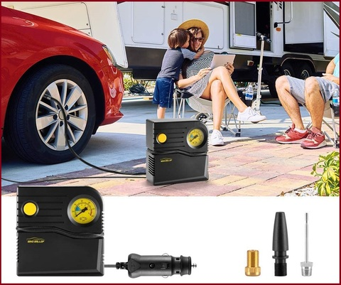 Compressore portatile professionale 12v