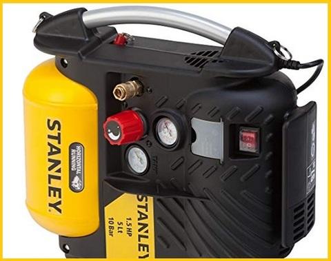 Compressore Aria Portatile Stanley Misure