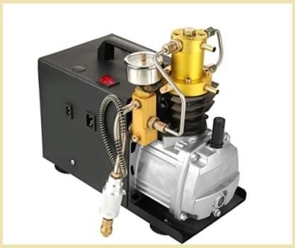 Pompa compressore giardino