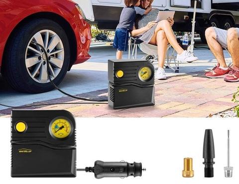 Compressore portatile auto