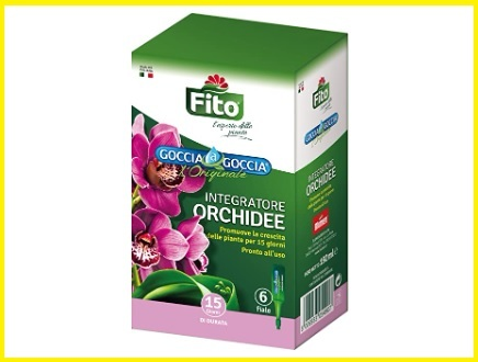 Concime orchidee fiale
