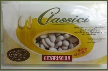 Confetti Mandorle Sicilia 400 Pezzi