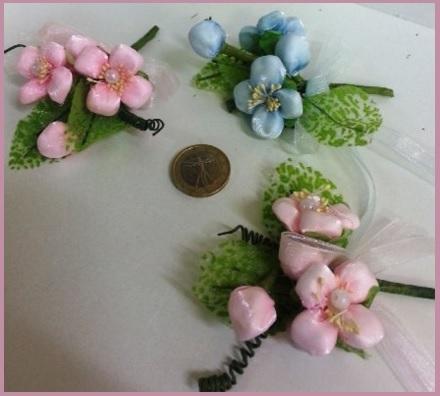 Confetti A Forma Di Fiore Segnaposto