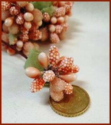 Confetti a forma di fiore composizione