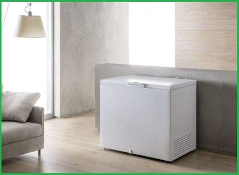Congelatore whirlpool a pozzetto