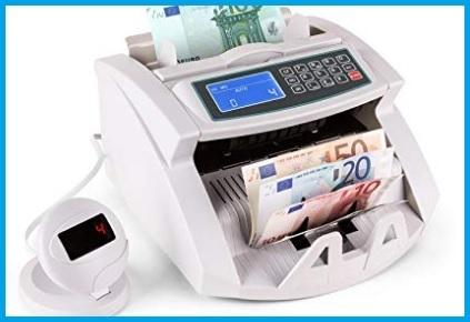 Conta banconote professionale banconote miste