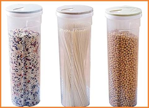 Contenitore in vetro per spaghetti